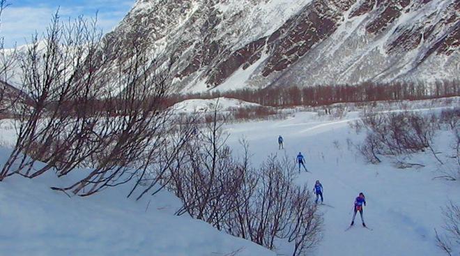 Valdez course